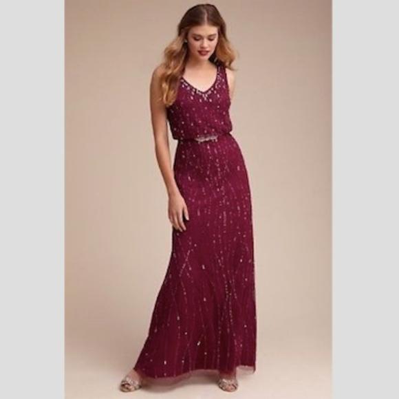 1857818bc843 NWT BHLDN BROOKLYN DRESS. NWT. BHLDN Adrianna Papell. $129 $280. Size. 12.  14